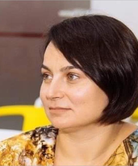 Yuliia Sokyrko