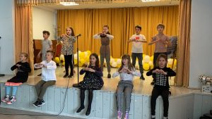 Read more about the article The Casting of The Talent Show