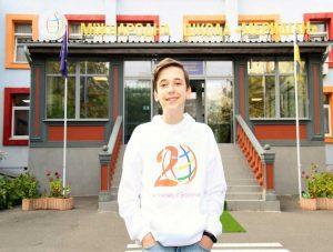 ESCBubble Oleksandr Balabanov wins Ukrainian Junior Eurovision-meridian international school