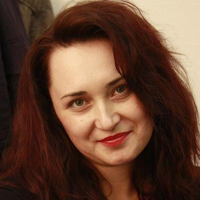 Svitlana Rogozha